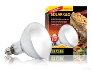 Exo Terra PT2192 Solar Glo Mercury Vapour Lamp 125 Watt Review Review