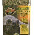Grassland Zoo Med Natural Tortoise Food