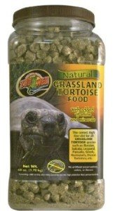 Grassland Zoo Med Natural Tortoise Food Review