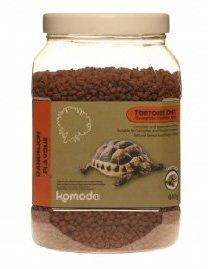 Komodo Dandelion Flavour Tortoise Food 2Kg Review